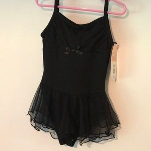 Danskin Other - NWT Girls Leotard Black
